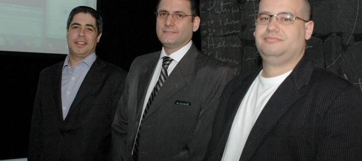 Alexandre Fernandes/Vivo, Jorge Rosa/Rede Globo e Ricardo Cavallini/Fischer+Fala.