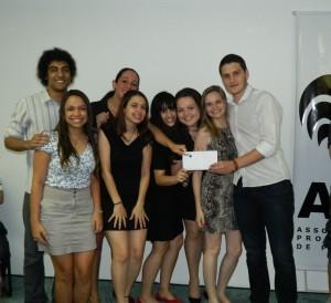2° Lugar do 33° Concurso Universitário de Campanhas Publicitárias