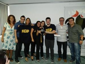 1° Lugar do 33° Concurso Universitário de Campanhas Publicitárias