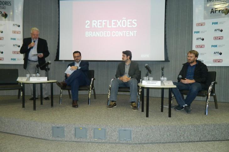 01 Jose  Fancisco Queiroz, Paulo Cunha, Rafael Camano e Bertrand Cocallemen