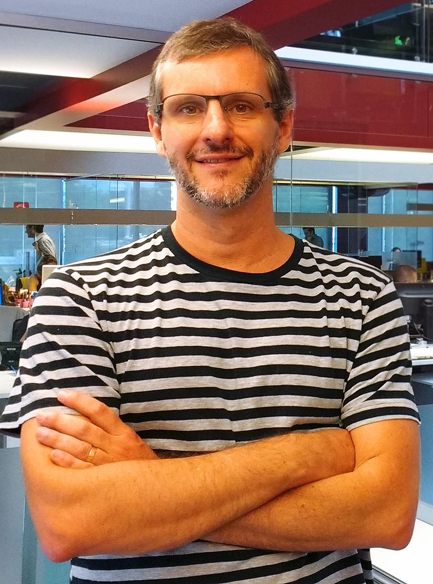 Pedro Gravena, head de digital e inovação da Y&R