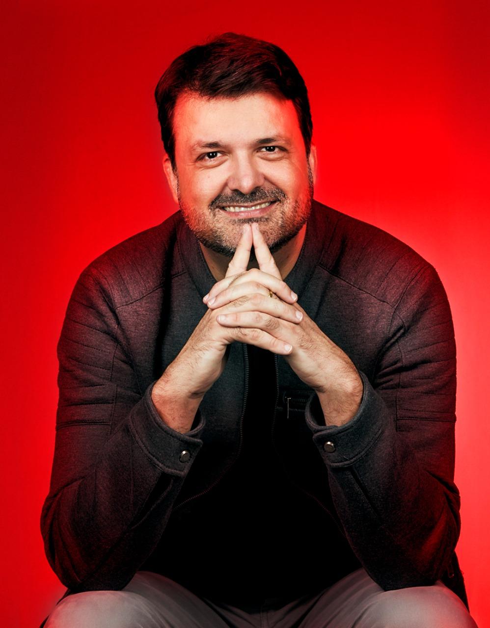 Flavio Tavares, CEO da Upper e fundador do Welcome Tomorrow
